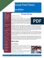 2017 term 1 week 7 newsletter