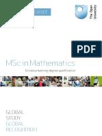 F04 MSc Mathematics 0