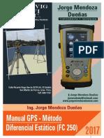 Manual Estatico FC 250