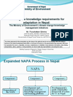 Meeting the Knowledge Requirements for Adaptation