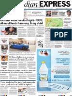 Indian Express SUN14