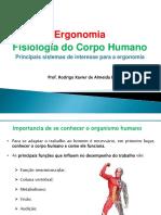 Ergonomia - Fisiologia Do Corpo Humano