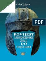 Povijest jadransko-podunavskih zemalja do stoljeća sedmog