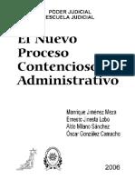 El Nuevo Proceso Contencioso Administrativo
