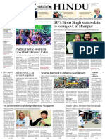 The Hindu - Shashi Thakur - Link 1