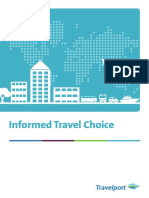 2012 TravelPort Informed Travel Choice