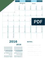 Calendar Facultad de ciencias d ela comunicacion