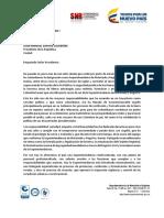 Jorge Enrique Vélez renuncia a la Superintendencia de Notariado