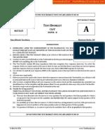 2013 CSAT Prelims Paper[Shashidthakur23.Wordpress.com]