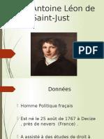 Louis Antoine Léon de Saint-Just