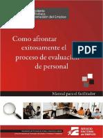 Manual Afrontar Exitosamente Evaluacion
