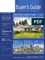 Coldwell Banker Olympia Real Estate Buyers Guide March 18th 2017
