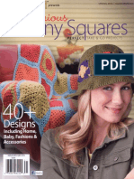 Crochet World Magazine - Spring 2013 - Glorious Granny Squares
