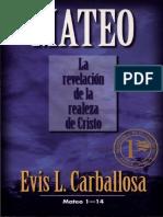 Mateo - Tomo 1