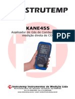 ANALISADOR - Kane455Manual