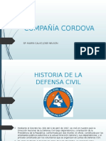 Historia de La Defensa Civil
