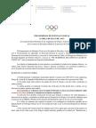 Convocatoria VIII Olimpiada de Lenguas Clásicas  2017 UCA