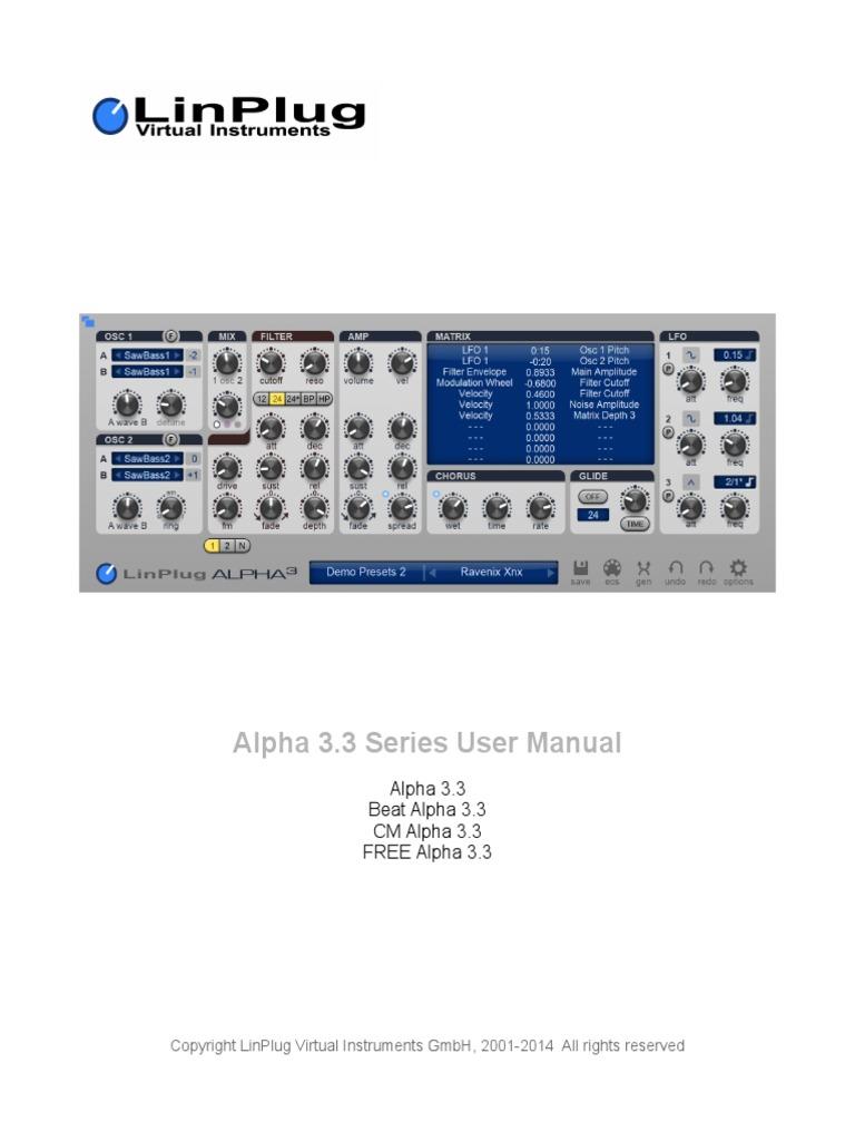 alphamanual330 pdf synthesizer installation computer programs