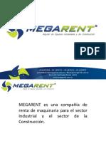 Presentacion Megarent