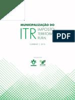 """""""MUNICIPALIZAÇÃO DO ITR – IMPOSTO TERRITORIAL RURAL.pdf"""