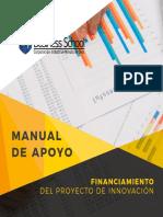Manual Financiamiento Del Proyecto de Innovación