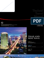 Thailand Travel Manual