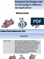2015-A-2 - Engineered Mechanical Seal Design With Diamond Face Technology in Different Pump Applications