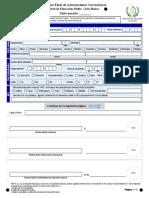 Informe de Promoción Nivel Medio BASICO A