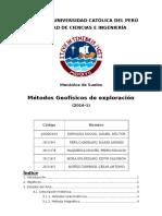 Métodos Geofisicos de Exploración