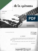 Cartilla de La Guitarra - Oscar Rosati