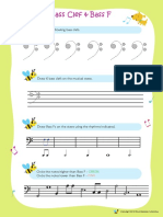 Bass Clef and Bass F