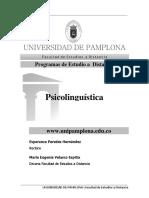 Psicolinguistica (2)