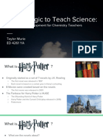 using magic to teach science