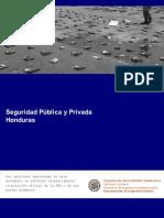 Seg Pub y Priv- Honduras