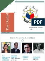 The Ombudsman
