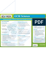 GCSE Science A2 Poster