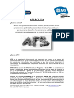 AFS Bolivia - Programas de Envío (2)