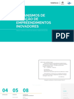 Anprotec_Mecanismos de Geração de Empreedimentos Inovadores