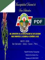 013 Present Ac i on San Salvador