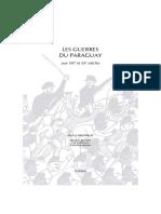 Extracto Guerres Du Paraguay