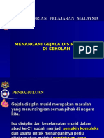 Pengurusan Disiplin Murid 8.6.2007.ppt
