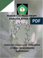 Analisis Kimia Air Revisi