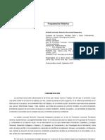 Programación Didactica