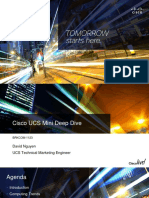 Live2015 - Cisco UCS Mini Deep Dive