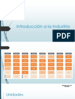 Introduccion a La Industria - Log y Opp - Clase 1