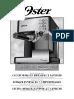 Ib Bvstem6601-c r s Ss Cafetera Espresso Ib