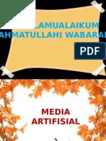 PPT Media Artifisial