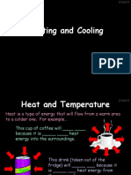 8I Heating and Cooling (WHS)