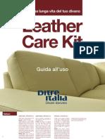 Guida pulizia divani in pelle - Ditre Italia