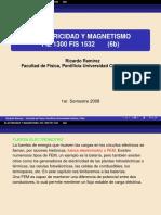 Electricidad y Magnetismo - Fuerza Electrostatica